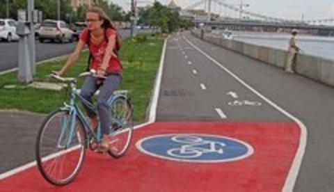 Где покататься на велосипеде в городе