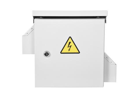 NEW Всепогодные настенные шкафы ЦМО серии ШТВ-Н Эконом