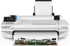 Новые широкоформатные плоттеры HP DesignJet T-series