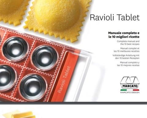 Форма для пельменей и скалка Marcato Ravioli Tablet – инструкция и 10 лучших рецептов