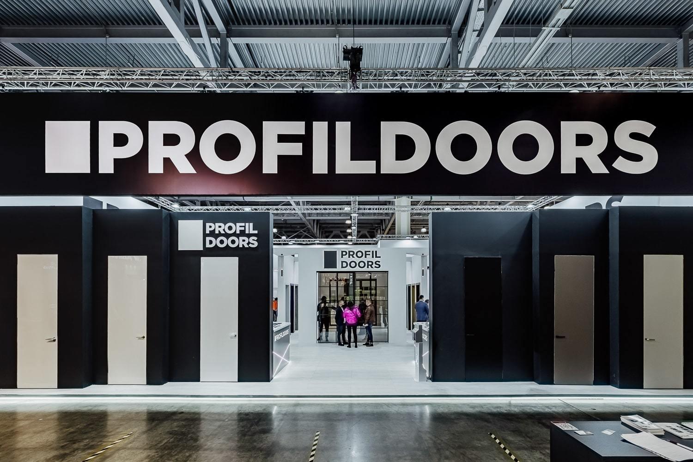 Profil Doors на выставке MosBuild 2021