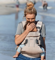 Самые актуальные вопросы о рюкзаках-переносках. Или в чем разница эрго-рюкзака и кенгуру?