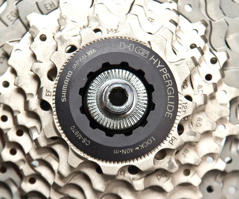 Ремонт велосипеда: Как снять кассету