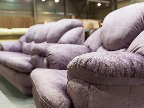 Новый подход к подбору обивочной ткани для квартирной мебели