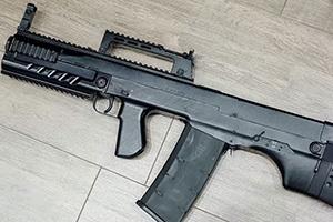 Автомат ШАК-12 для ведения ближнего боя