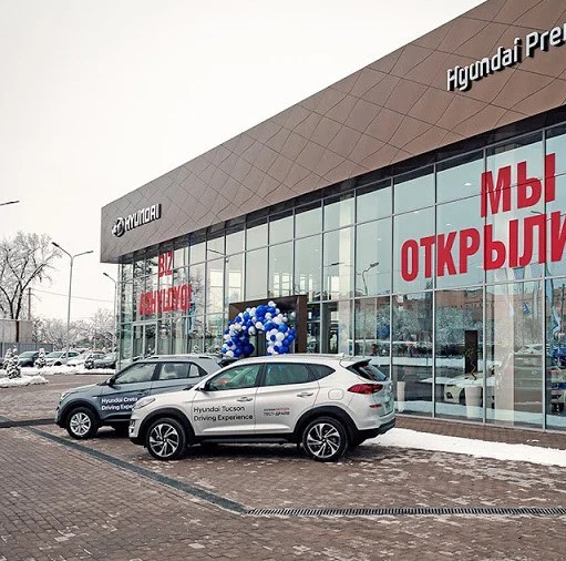ИБП 80кВА для дилерского центра компании «Астана Моторс» - Hyundai Qalqaman