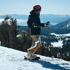 Экзокостюм Roam для начинающих лыжников