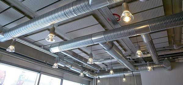 Воздуховоды – обязательные компоненты климатических систем