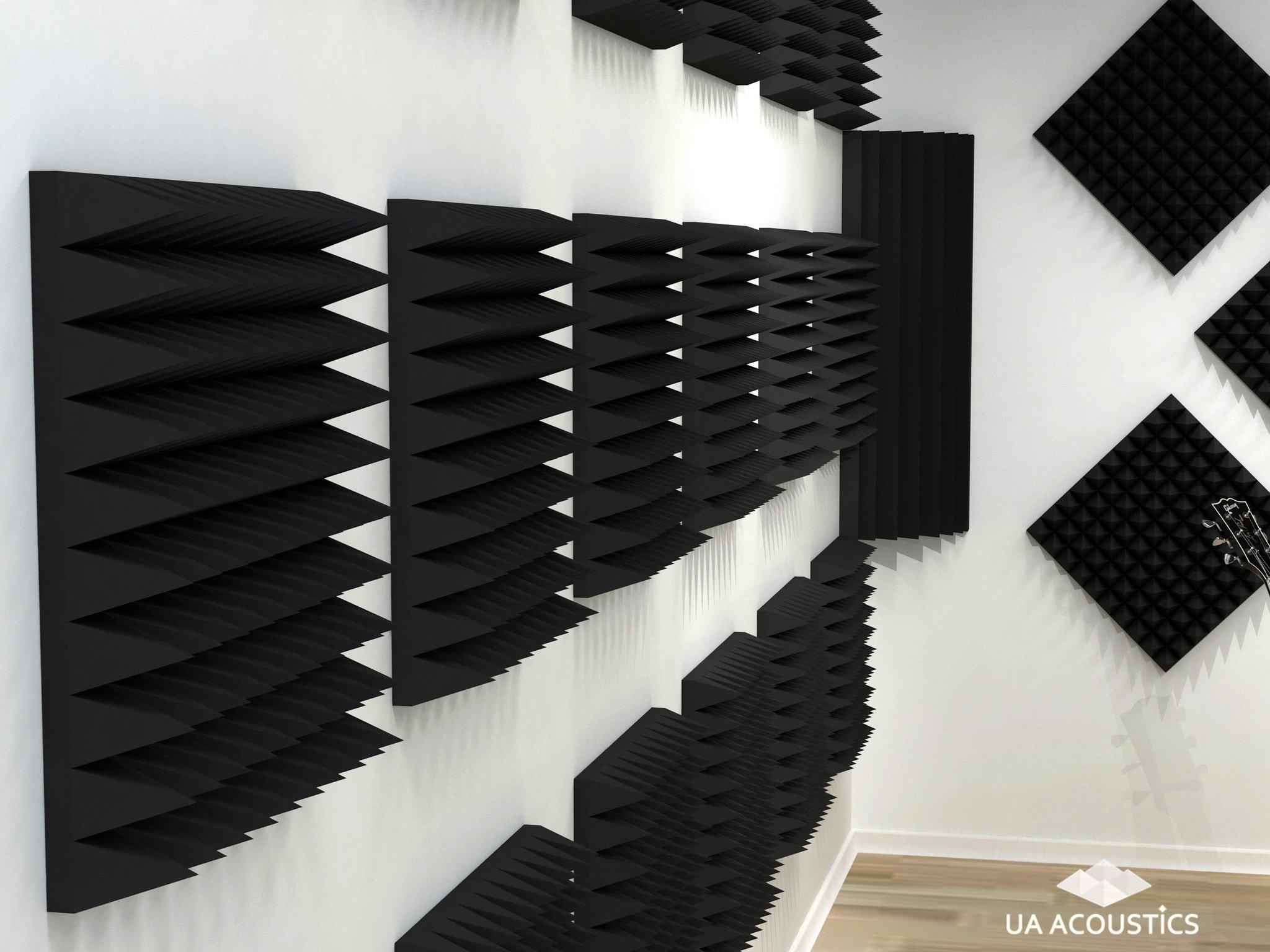 Так ли эффективны акустические «пирамидки»?