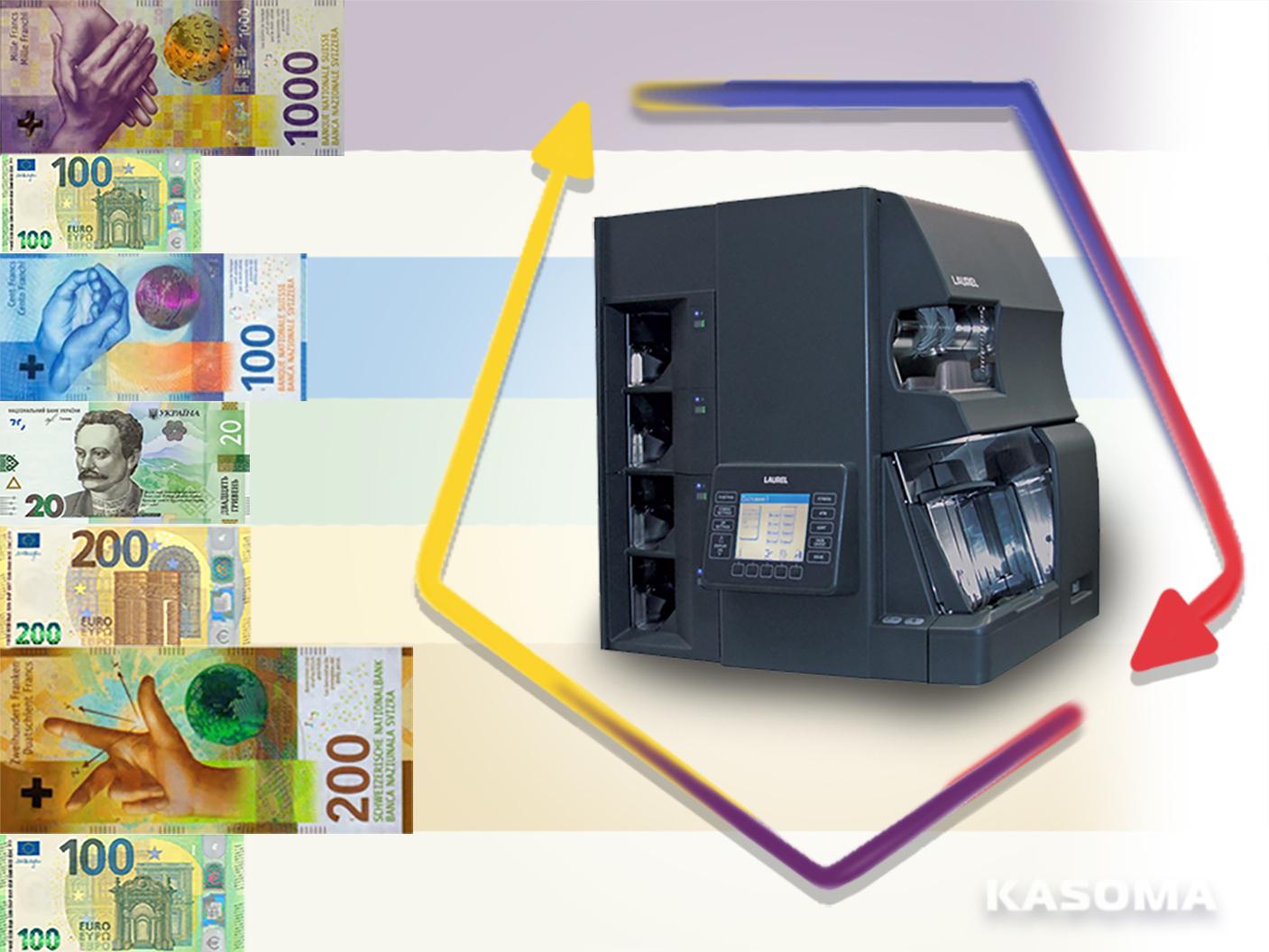 Обновление Laurel K4 на 100, 200 евро