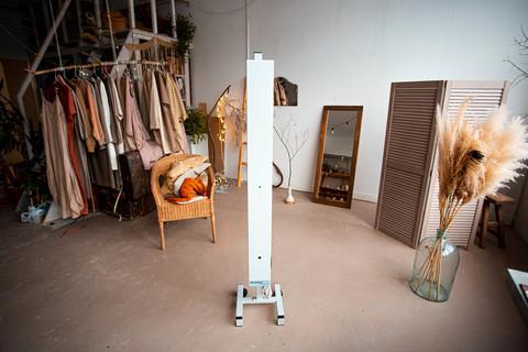 ЭргоНика – промышленный рециркулятор для особо больших помещений