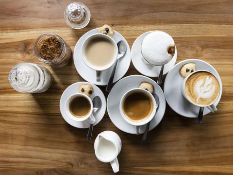 Лимитированные кофе бленды Barista в наличии уже сегодня!