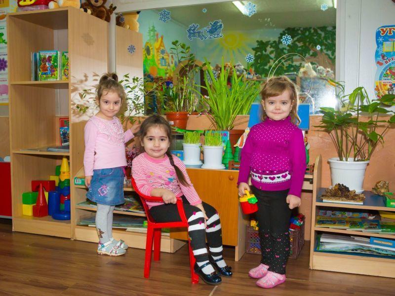 Организация доступной среды для детей-инвалидов в ДОУ