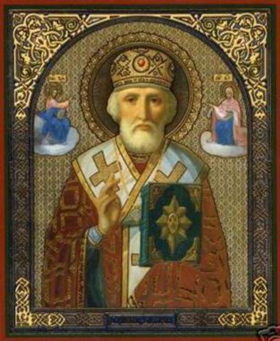 Иконы Николая Чудотворца. Чем помогает икона Николая Чудотворца.