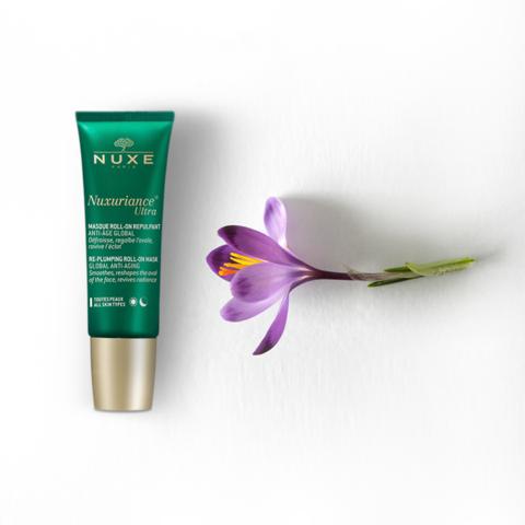 90% ингредиентов природного происхождения в Нюксурьянс® Ультра Укрепляющей маске