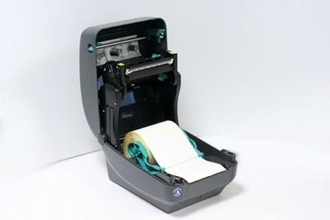 GK420T – сразу в печать. Обзор принтера этикеток от Zebra
