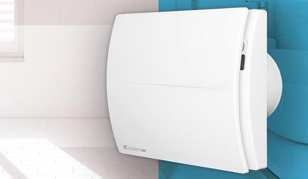 Линейку бытовых вентиляторов обновила Systemair