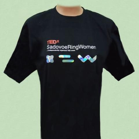 Нанесение имени на футболку, худи, свитшот