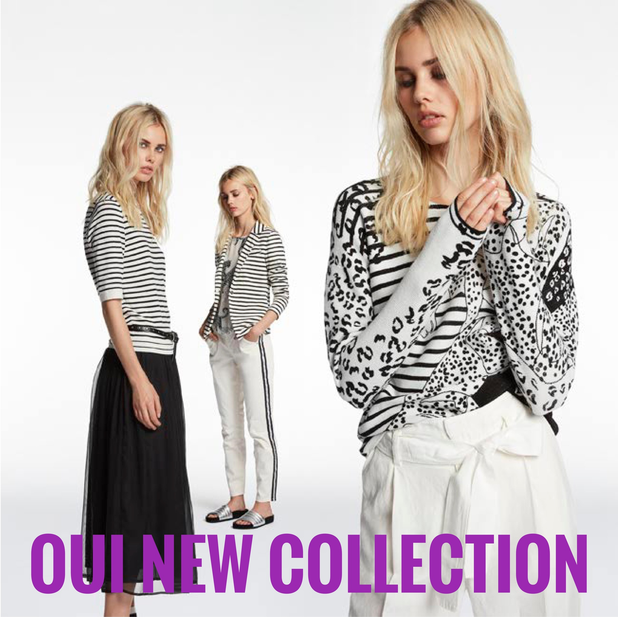 New collection OUI  весна 2018