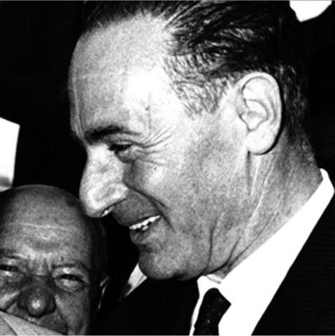 ENRICO MATTEI  Основатель Eni.  Человек будущего.