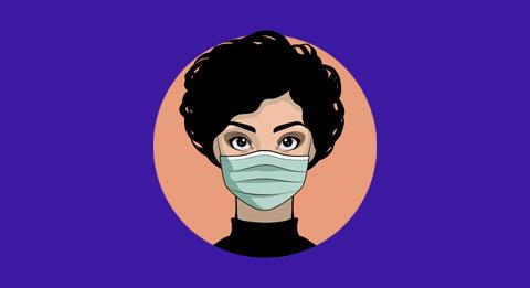 Прыщи и раздражение от маски — что с этим делать?