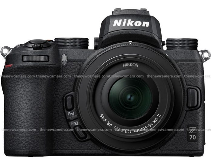 Nikon Z70 получит 26 мегапиксельную BSI матрицу