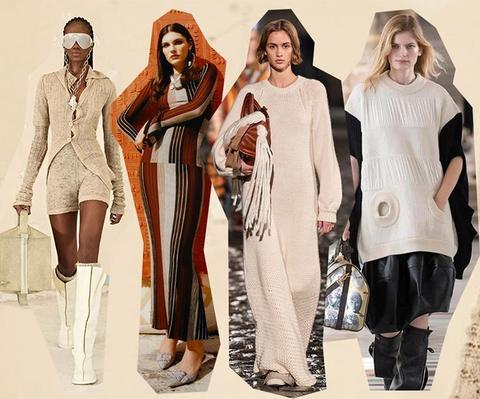 Основные тенденции моды осени