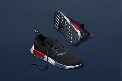 Adidas NMD Runner Primeknit: новинка для комфорта и легкости!