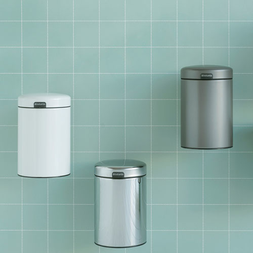 Brabantia представляет настенный мусорный бак newIcon