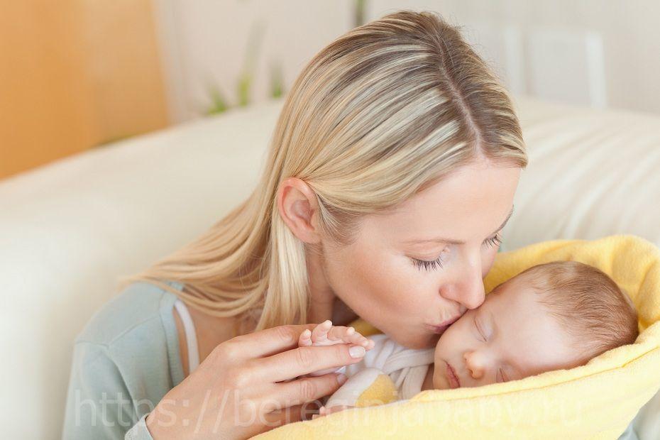 Как заботиться о малыше в первые месяцы жизни