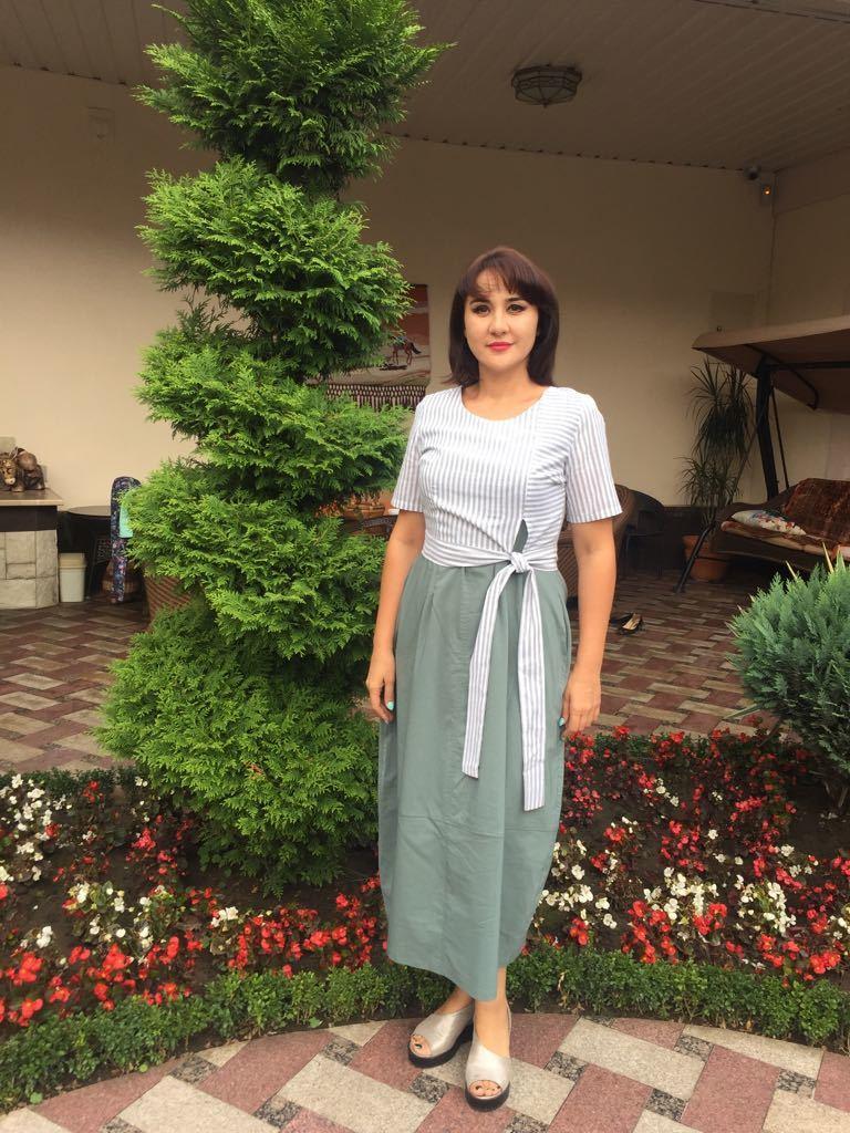 Отзыв о платье 4596 (2)