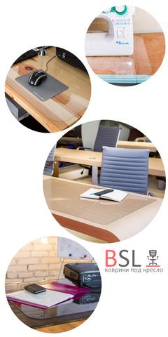 Защитные накладки из поликарбоната для стола