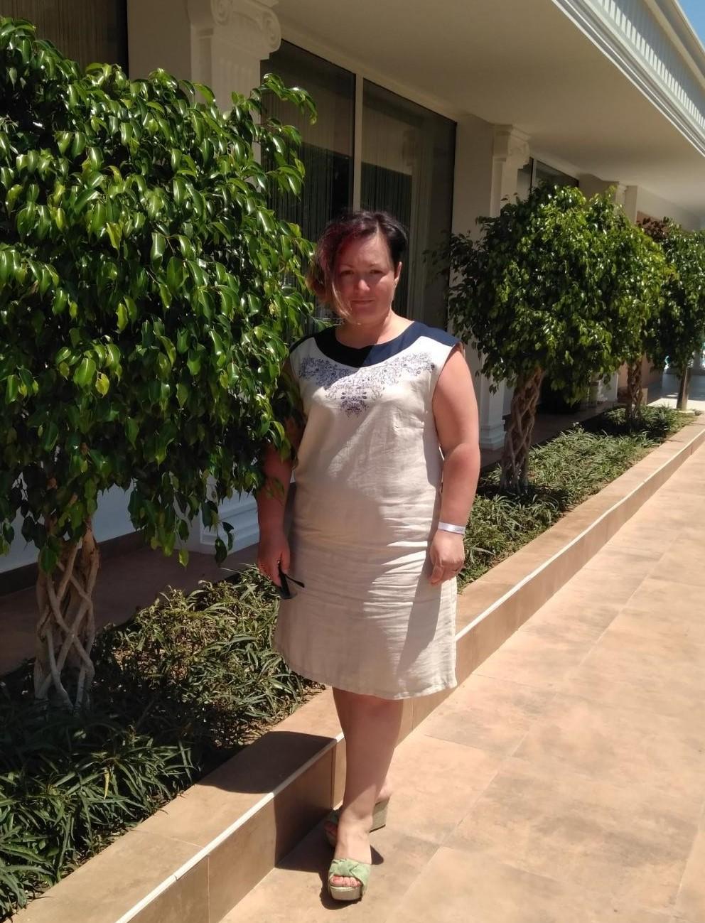 Отзыв о платье 4577