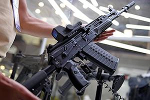 Многофункциональное оружие от концерна «Калашников»