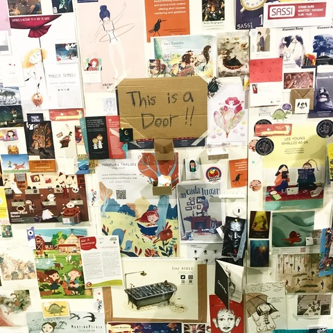 Voicebook ищет иллюстраторов на Bologna Children's Book Fair