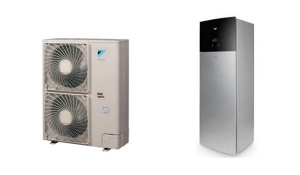 Тепловые насосы Altherma-3H поставлены Daikin на конвейер