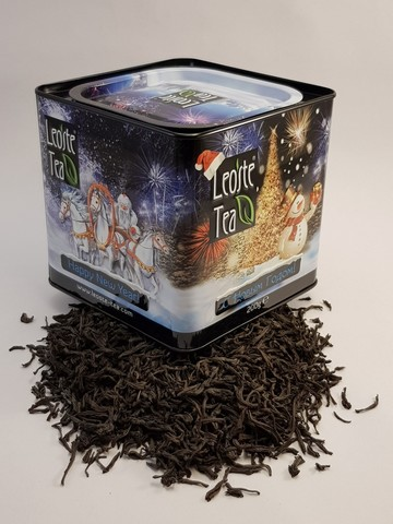 Чай и Новый год