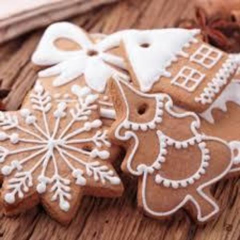Имбирное печенье, оригинальный рецепт