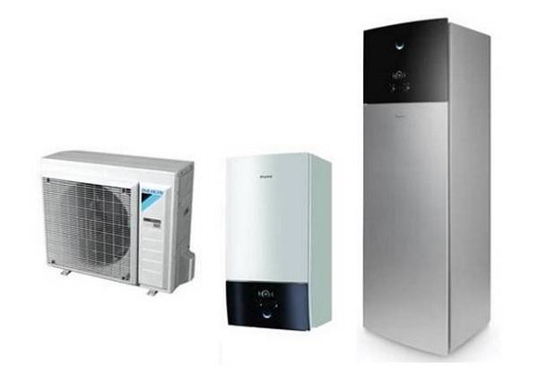 «Даичи» начала предлагать тепловые насосы Altherma, выпускаемые Daikin