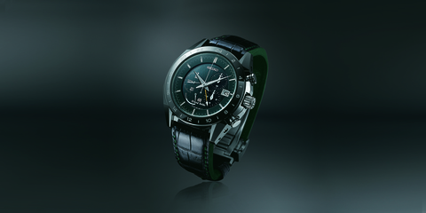 GRAND SEIKO BLACK CERAMIC LIMITED EDITION