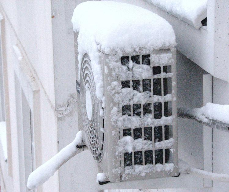 А ваш кондиционер готов к зиме?