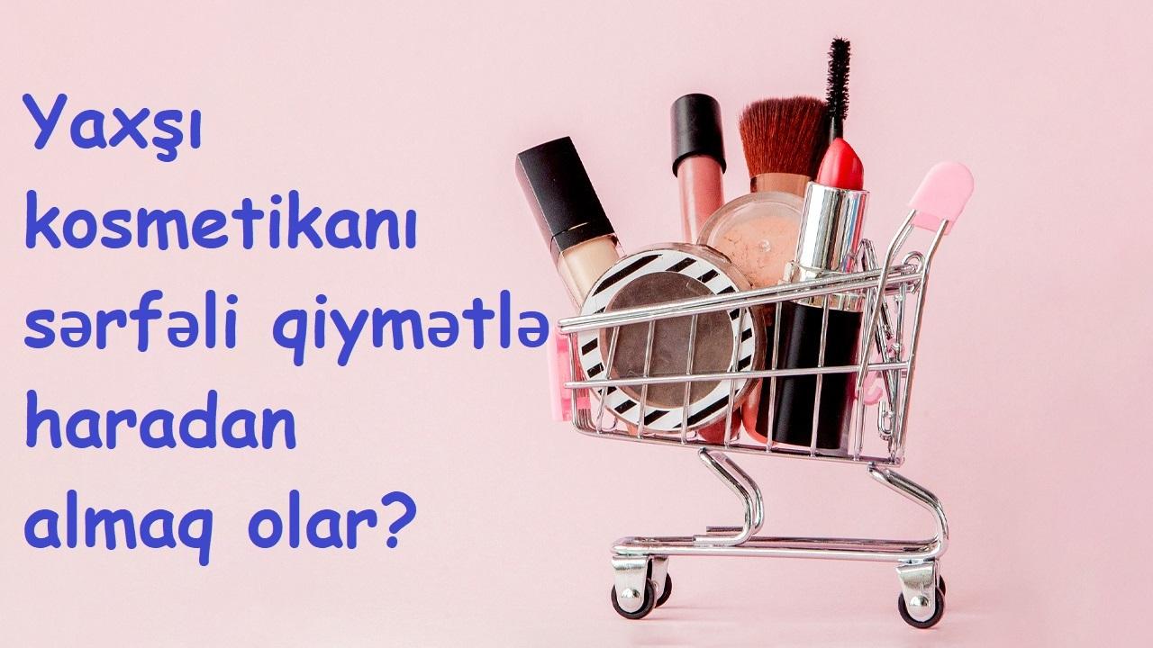 Kosmetika və parfümeriya məhsulları Alinino.az saytında!