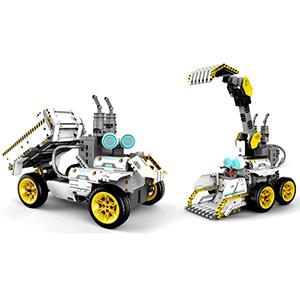 Набор JIMU Overdrive – конкурент LEGO Technic