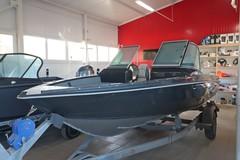 Finval 555 FishPro и Yamaha 200 - обзор новой лодки выпуска декабря 2020 года