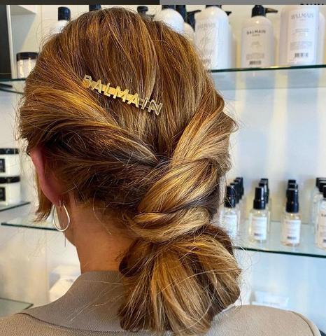 Восхитительный нюанс в волосах