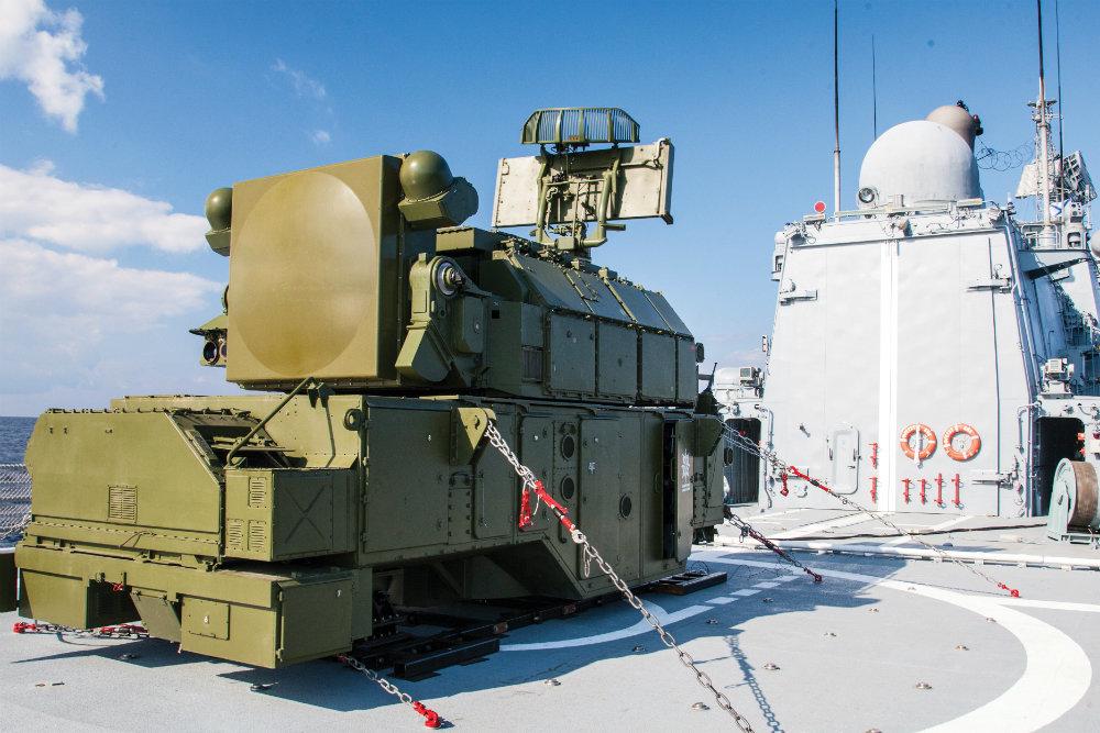 Комплекс «Тор» адаптируют к нуждам ВМФ