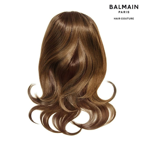 Поменяйте свой привычный облик с волосами Balmain Hair Couture!