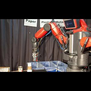Создан робот-утилизатор RoCycle