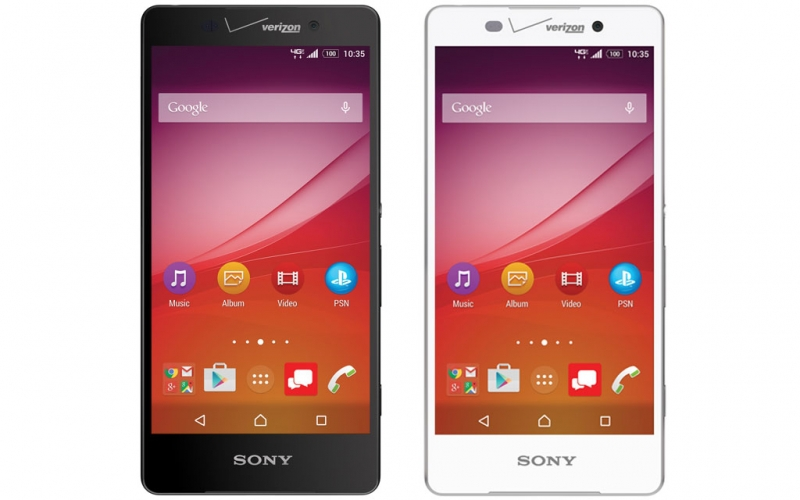 Флагманский смартфон Sony Xperia Z4v с беспроводной зарядкой