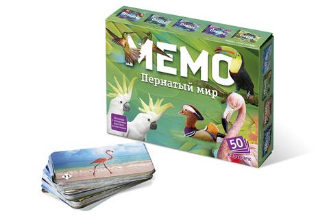 Мемори - отличная игра на память!